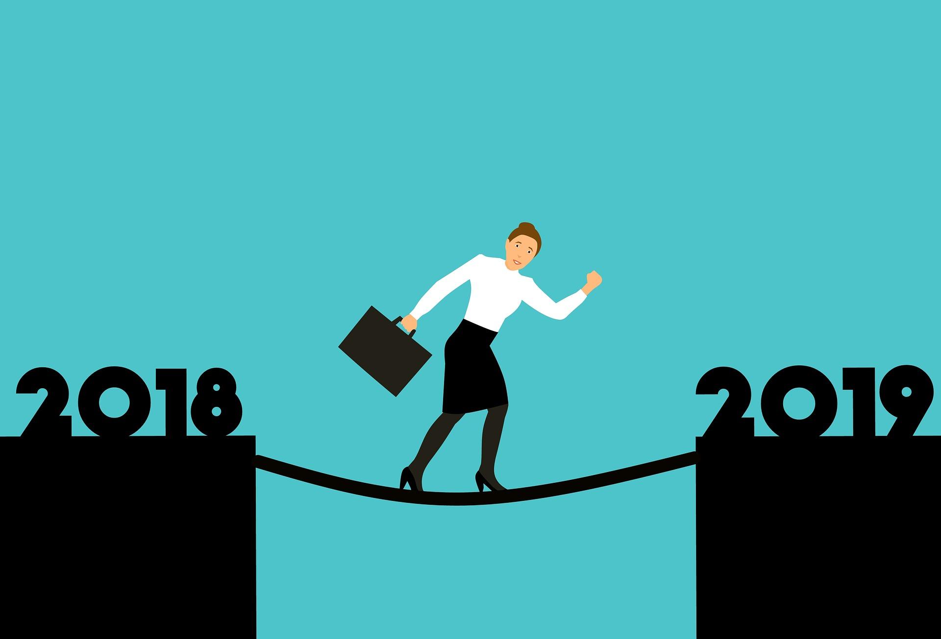 Alles neu macht 2019